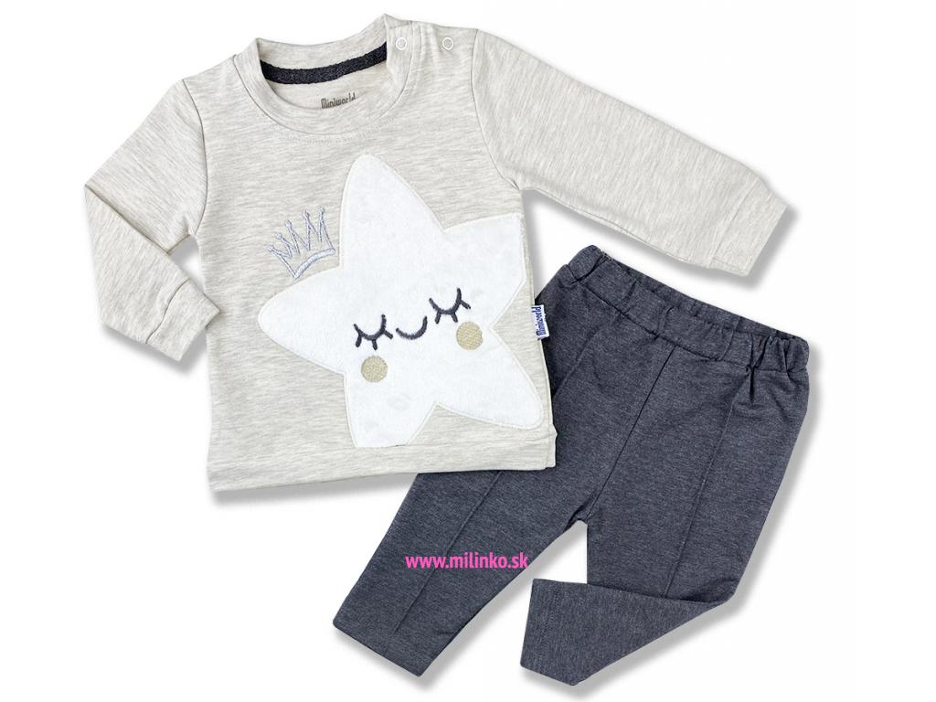 oblečenie pre bábätká hviezda