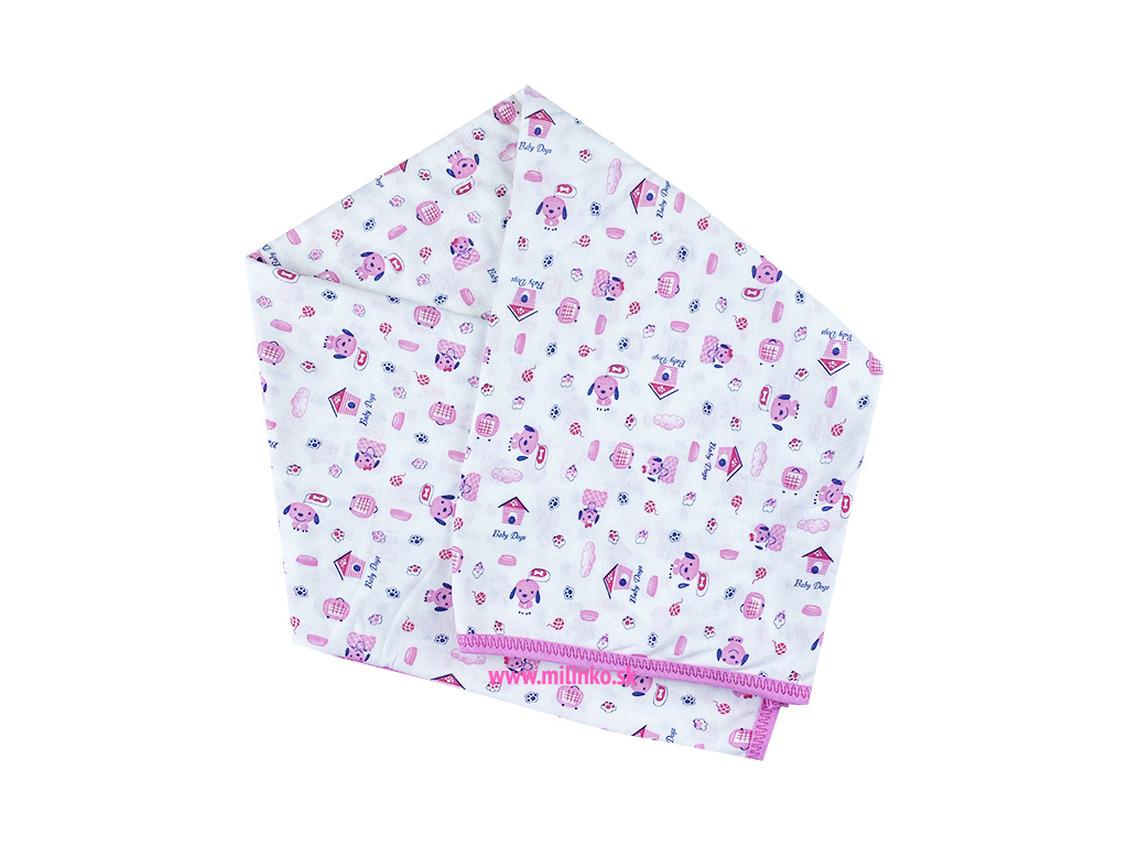 deka psík ružová