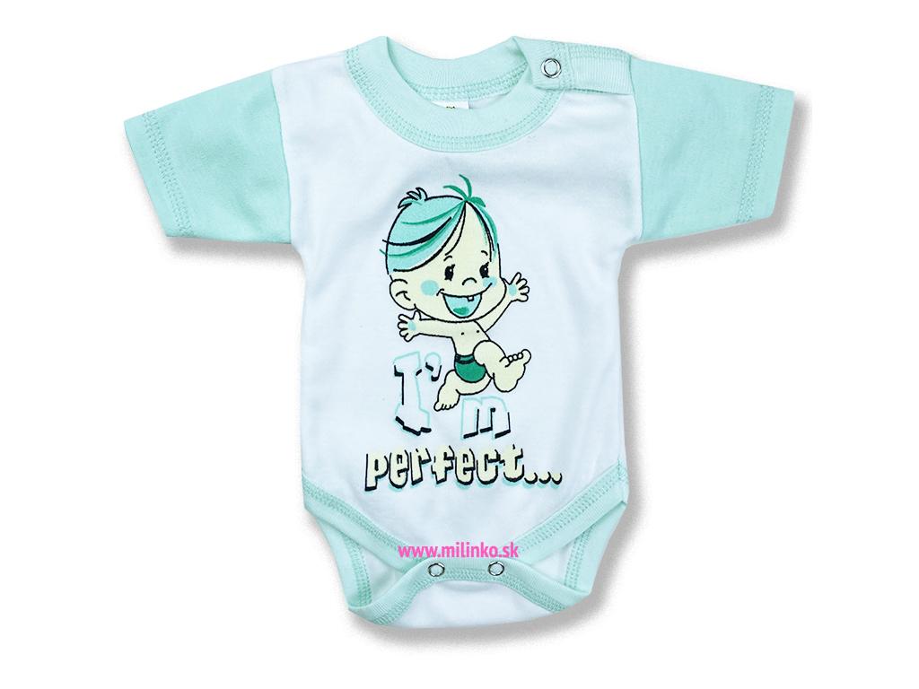 body pre bábätká perfect1