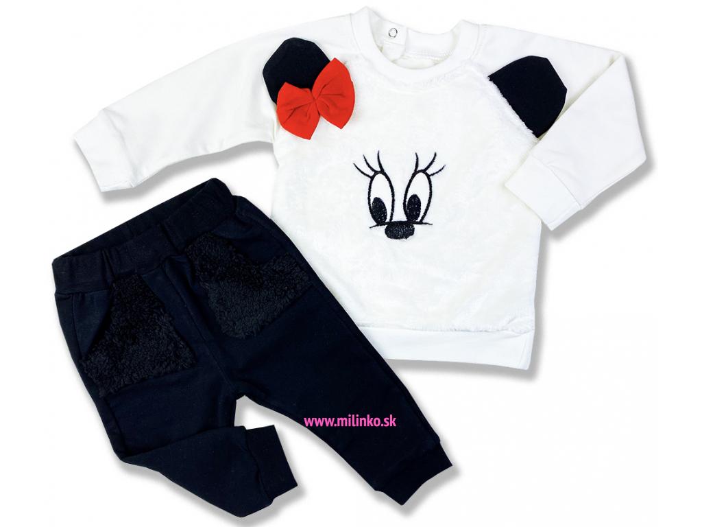 oblečenie pre bábätká set minnie