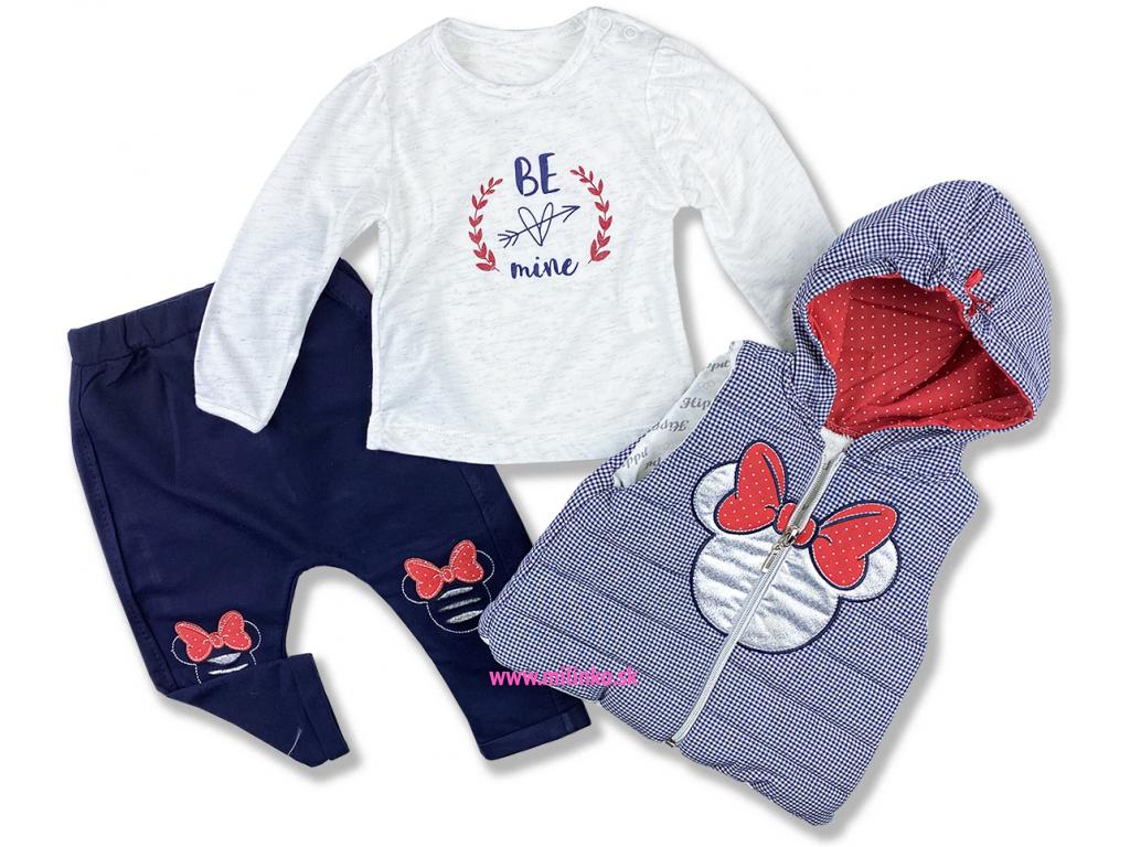 oblečenie pre bábätká mýš