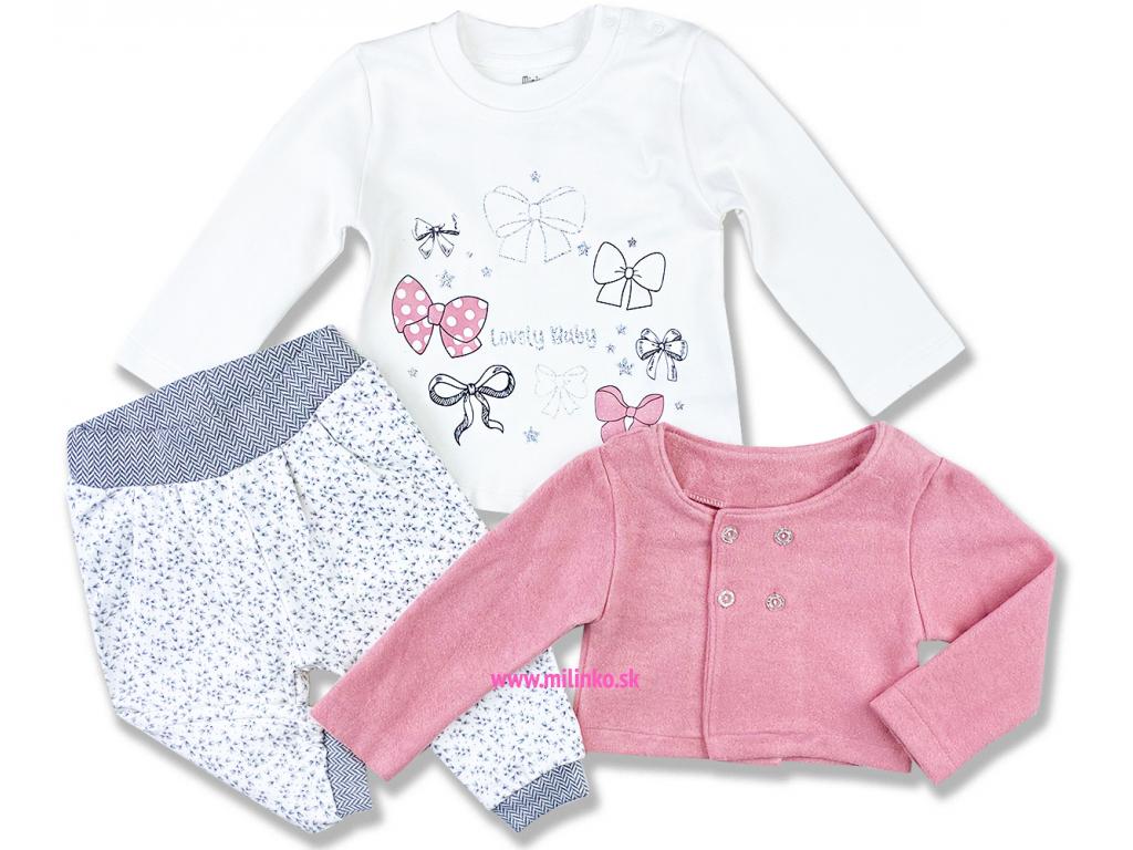 oblečenie pre bábätká set1