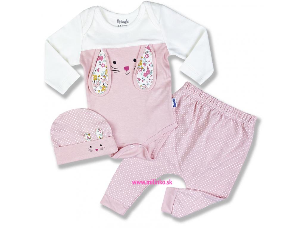 kojenecké oblečenie myšička