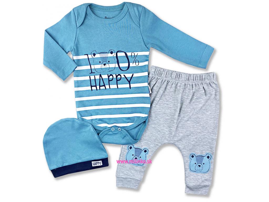 oblečenie pre bábätká happy m