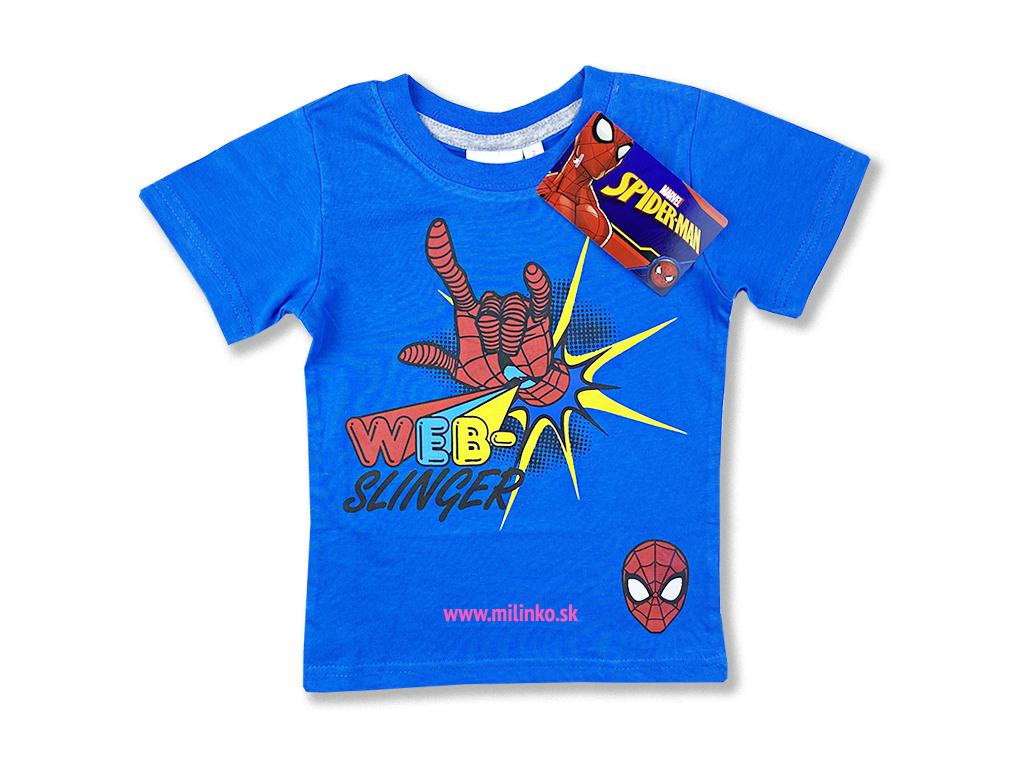 tričko pre deti spiderman