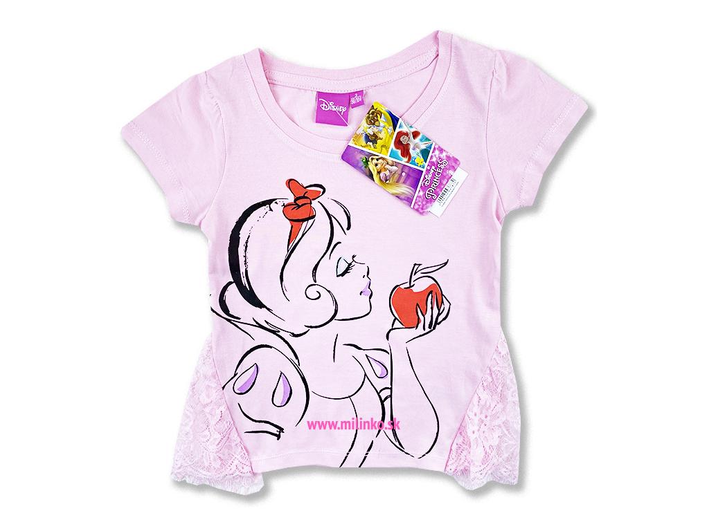 oblečenie pre deti tričko princess2