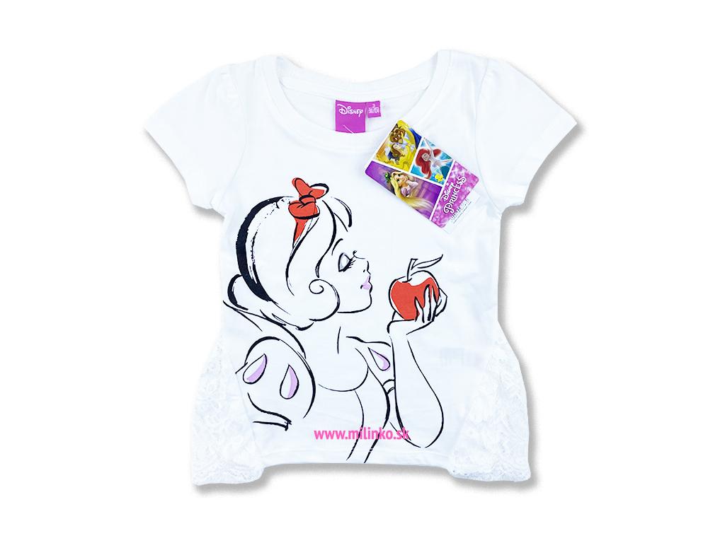 oblečenie pre deti tričko princess1