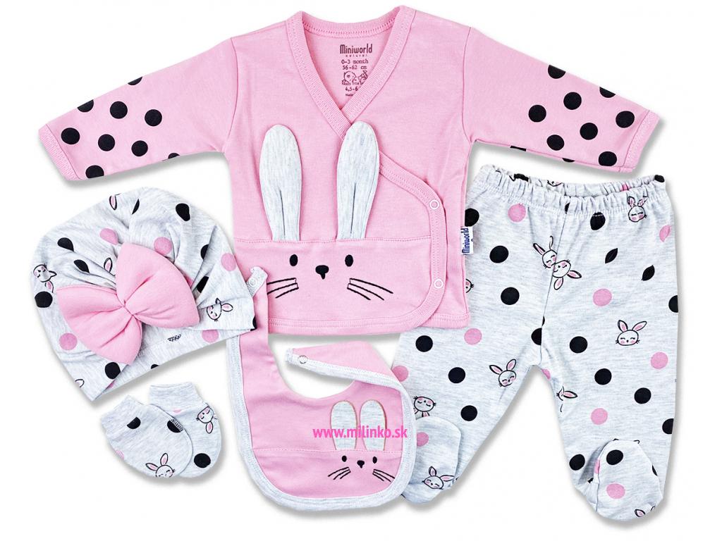 oblečenie pre bábätká set pre novorodencov