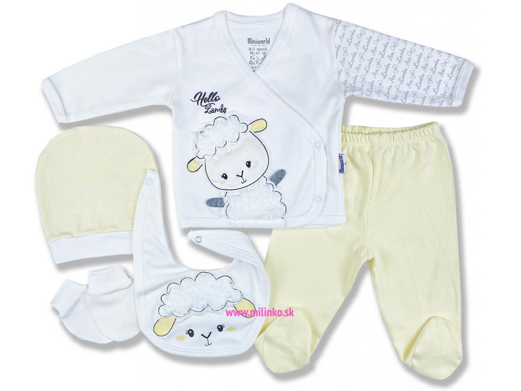 darčekové balenie oblečenie pre novorodencou