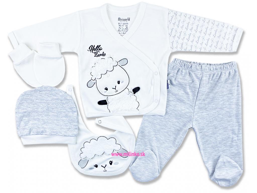 oblečenie pre bábätká set pre novorodencov3