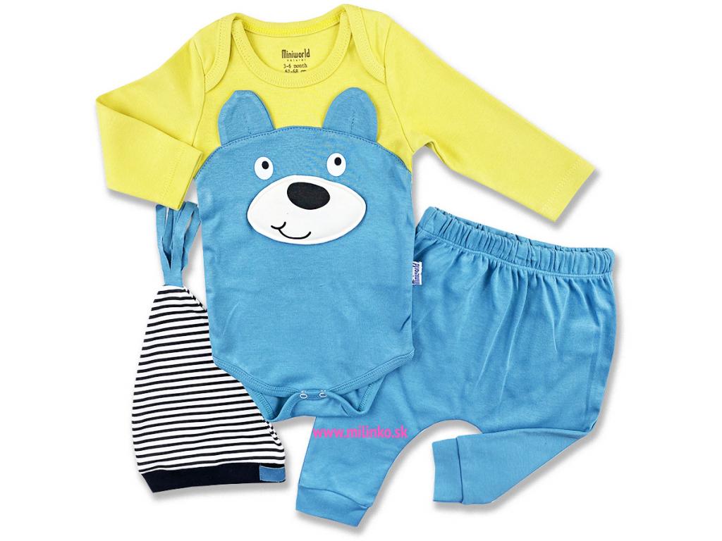 oblečenie pre bábätká mac.