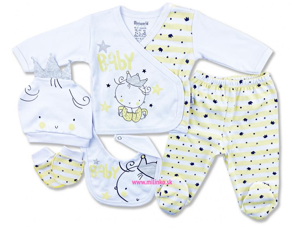 oblečenie pre bábätká novorodenecké