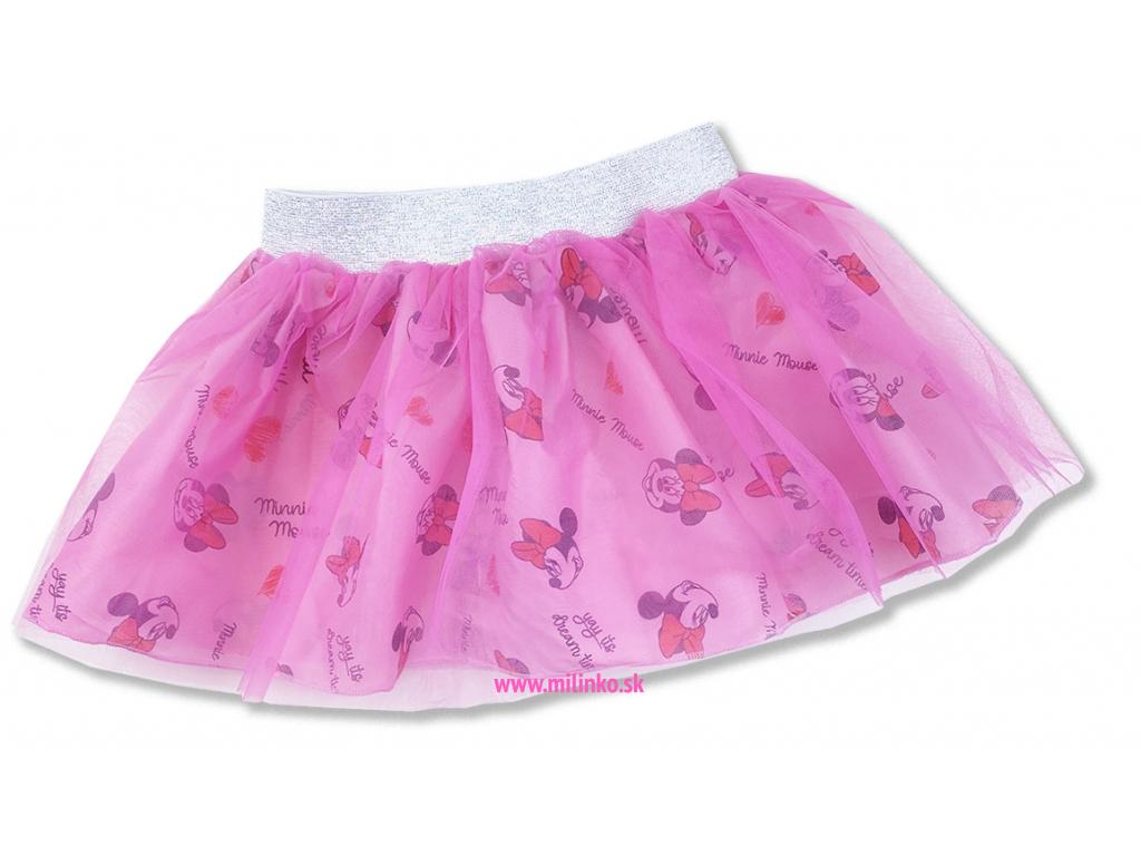 suknička pre bábätká minnie