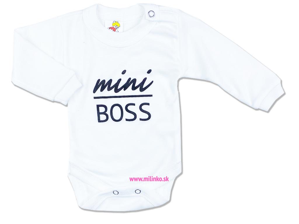 detské body mini boss