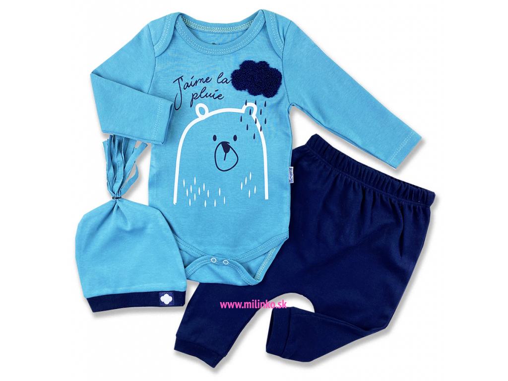 oblečenie pre bábätká macko5