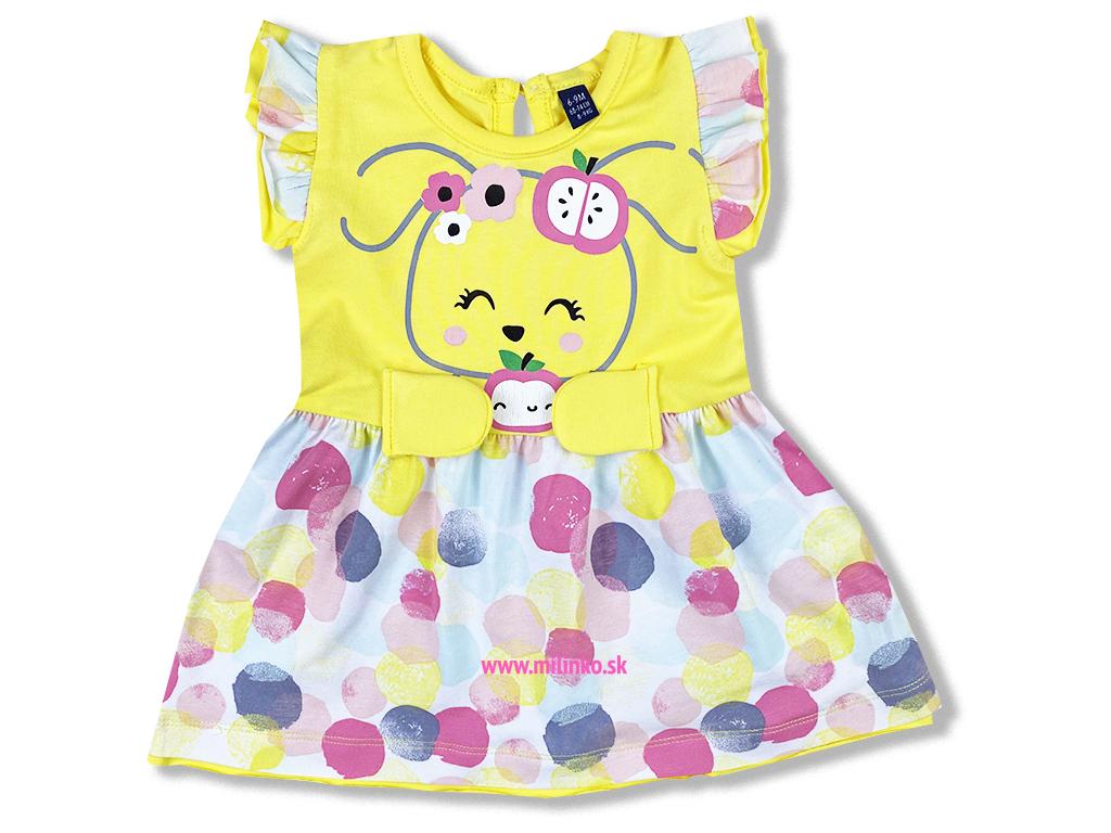 šaty pre bábätká psíček