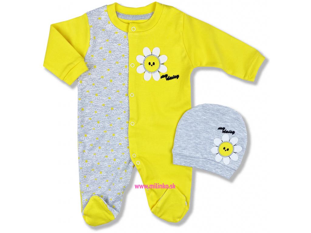 oblečenie pre bábätká dasisy