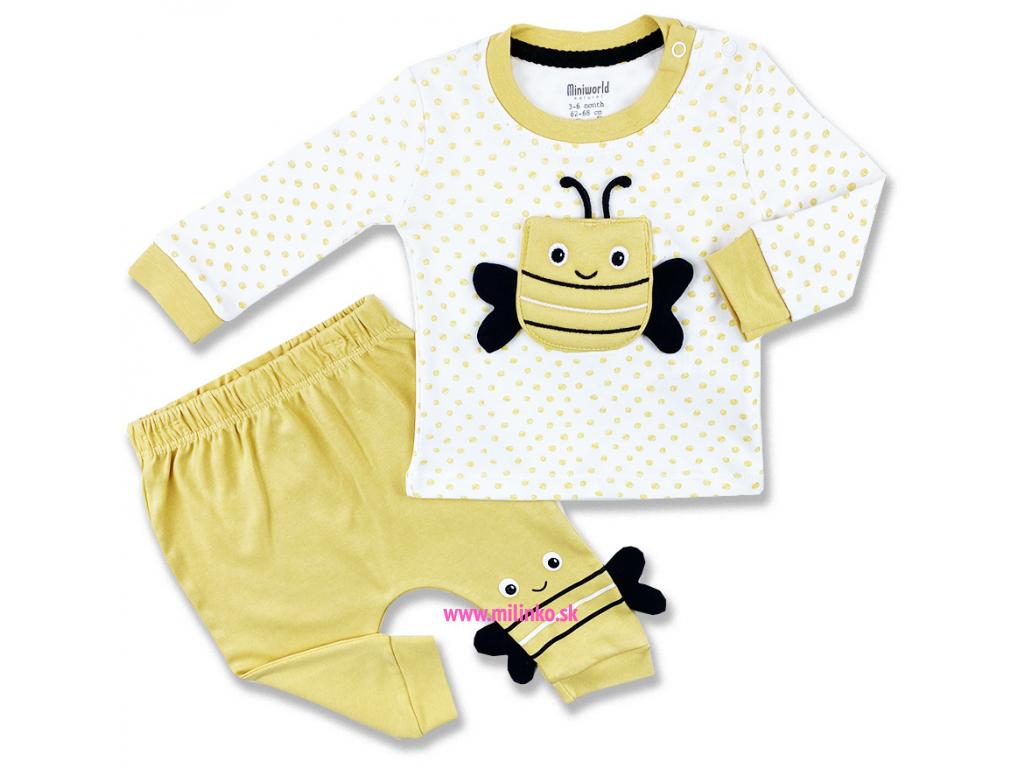 oblečenie pre bábätká maci.