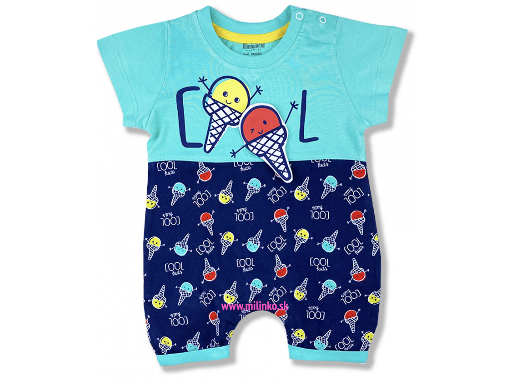 overal pre bábätká cool1