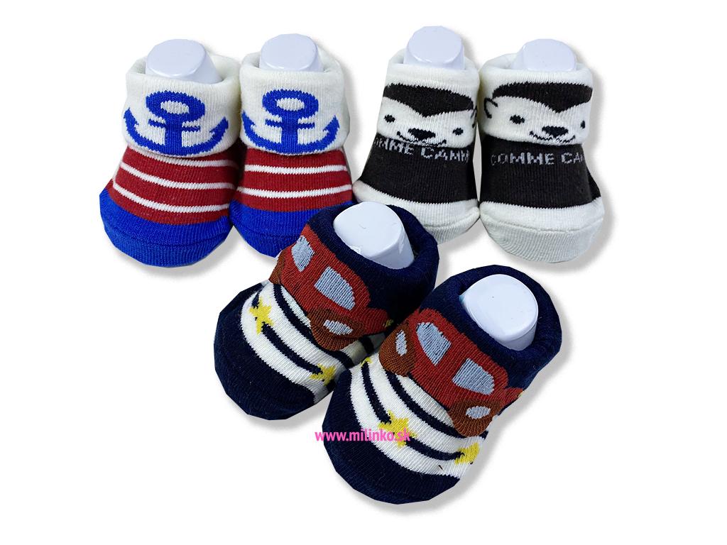ponožky pre bábätká1