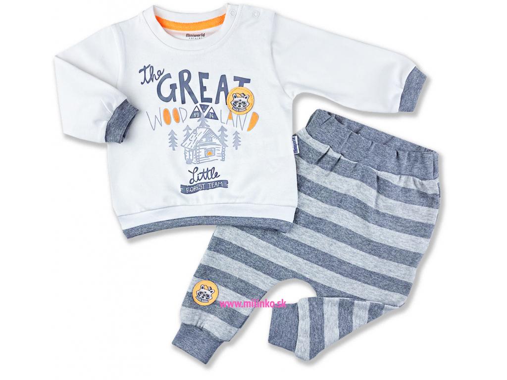 2dielny kojenecký set 16002