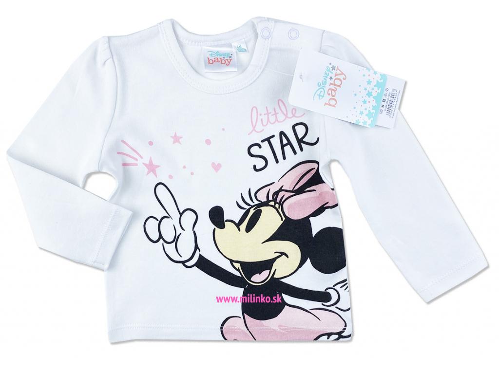 tričko pre bábätká minie mouse1
