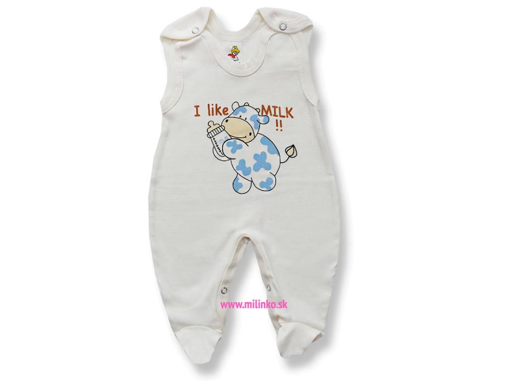 Dupačky pre bábätká – Milk