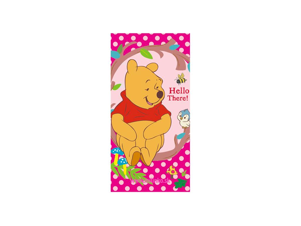 Detská osuška - Macko PU (70x140)