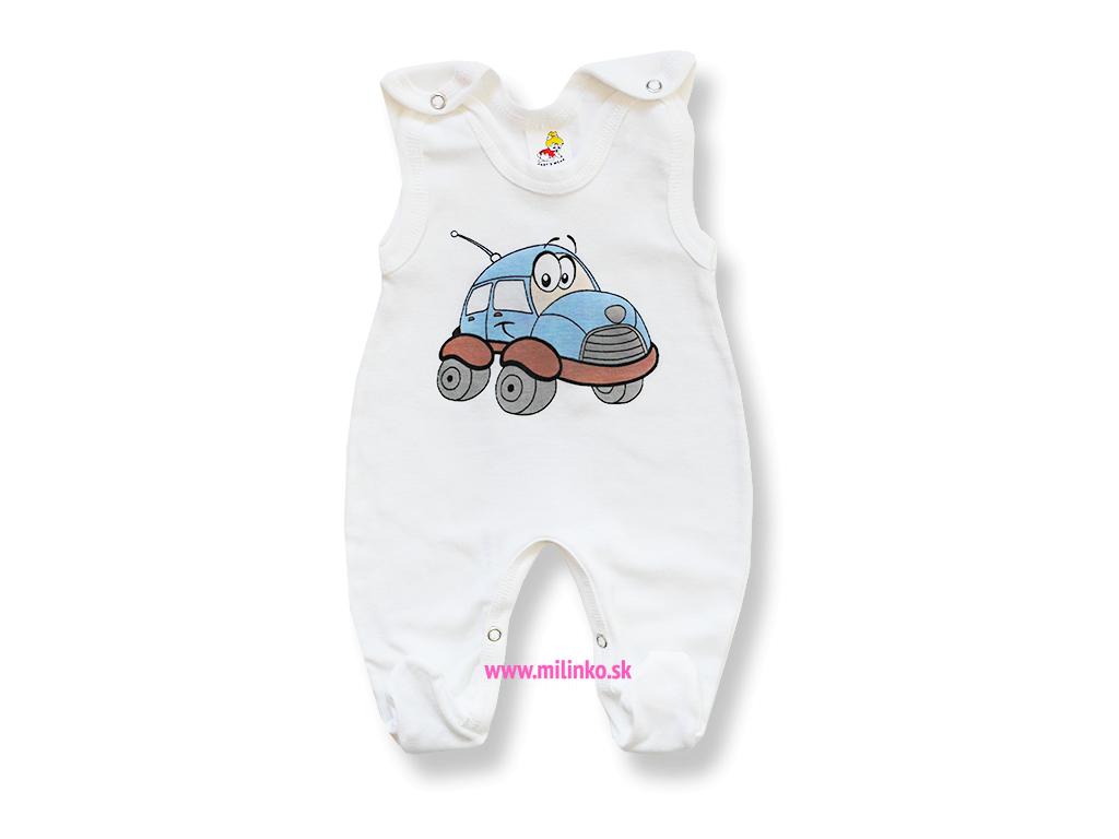 Dupačky pre bábätká – AUTO