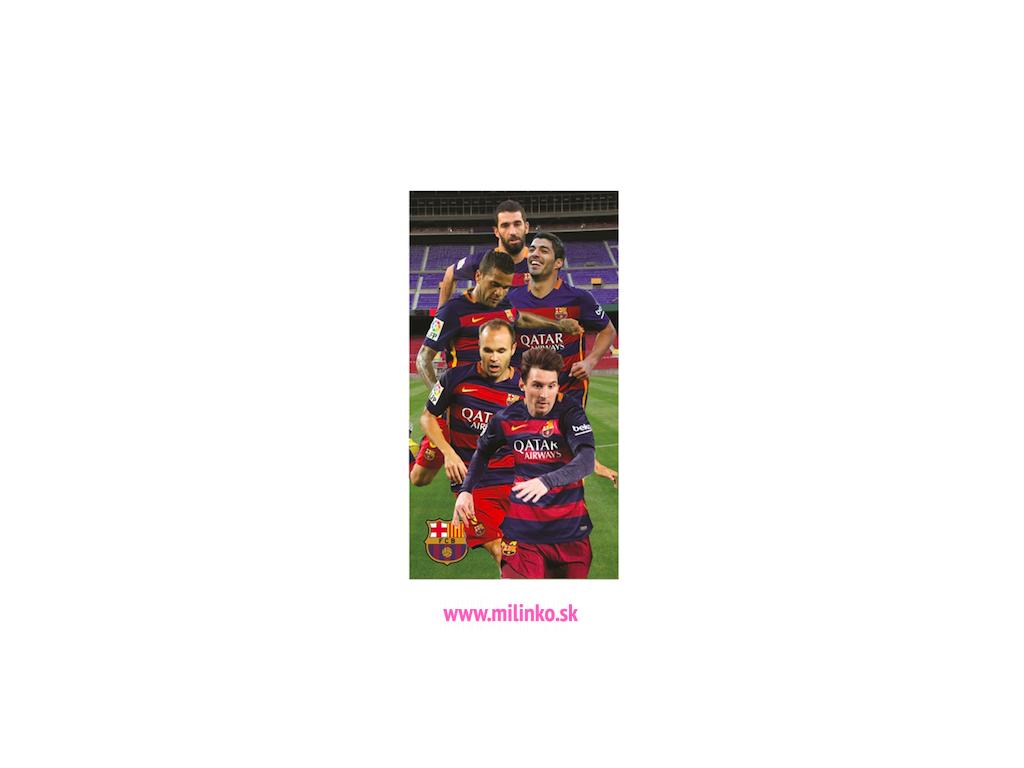 detsky uterak fc barcelona