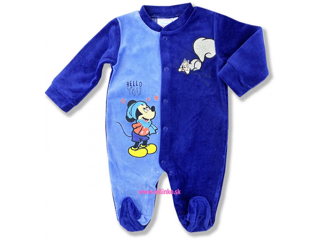 dupačky pre bábätká disney mickey mouse1