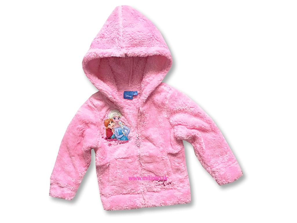 d589c38f3e94 Dievčenský plyšový sveter - Frozen