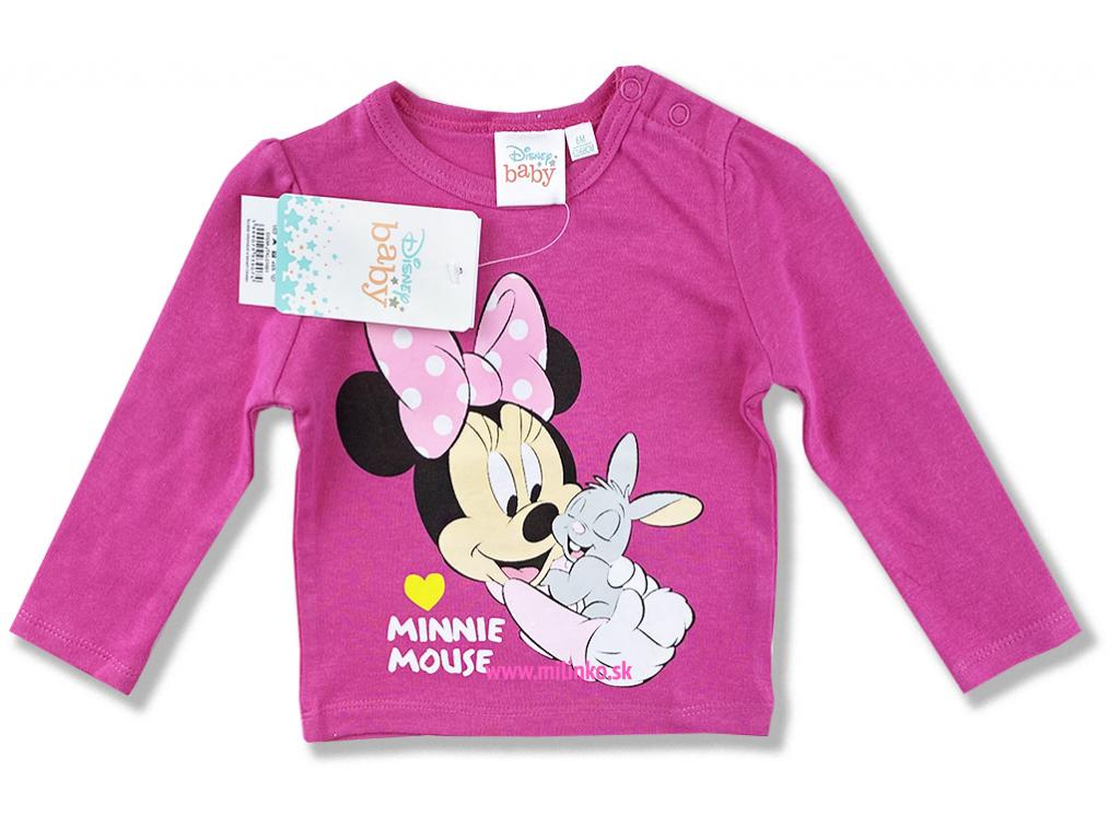 oblečenie pre bábätká kojenecké tričko disney