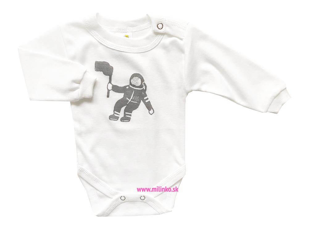 kojenecke body kozmonaut