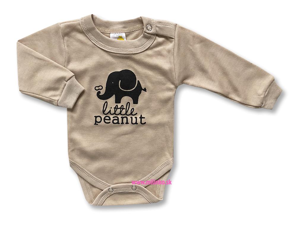 kojenecke body slon