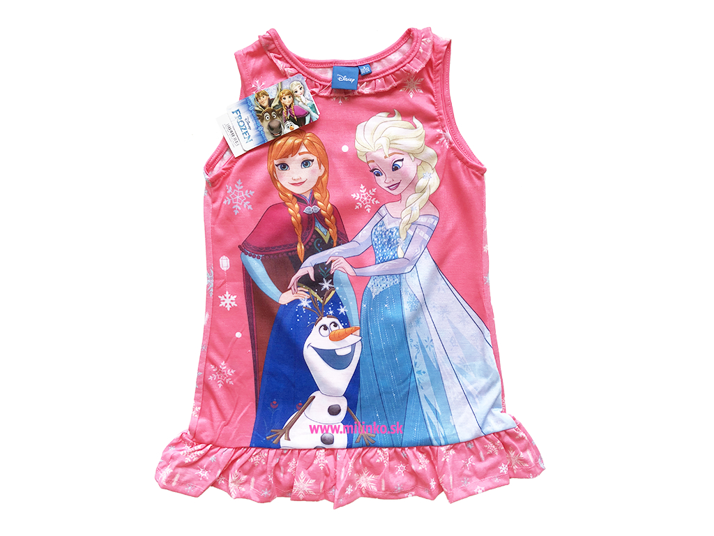 abd165256a65 Dievčenské šaty - Elsa-Anna - Eshop-Milinko
