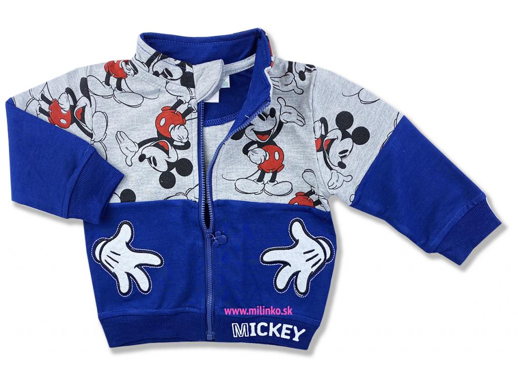 mikina pre bábätká disney mickey mouse1