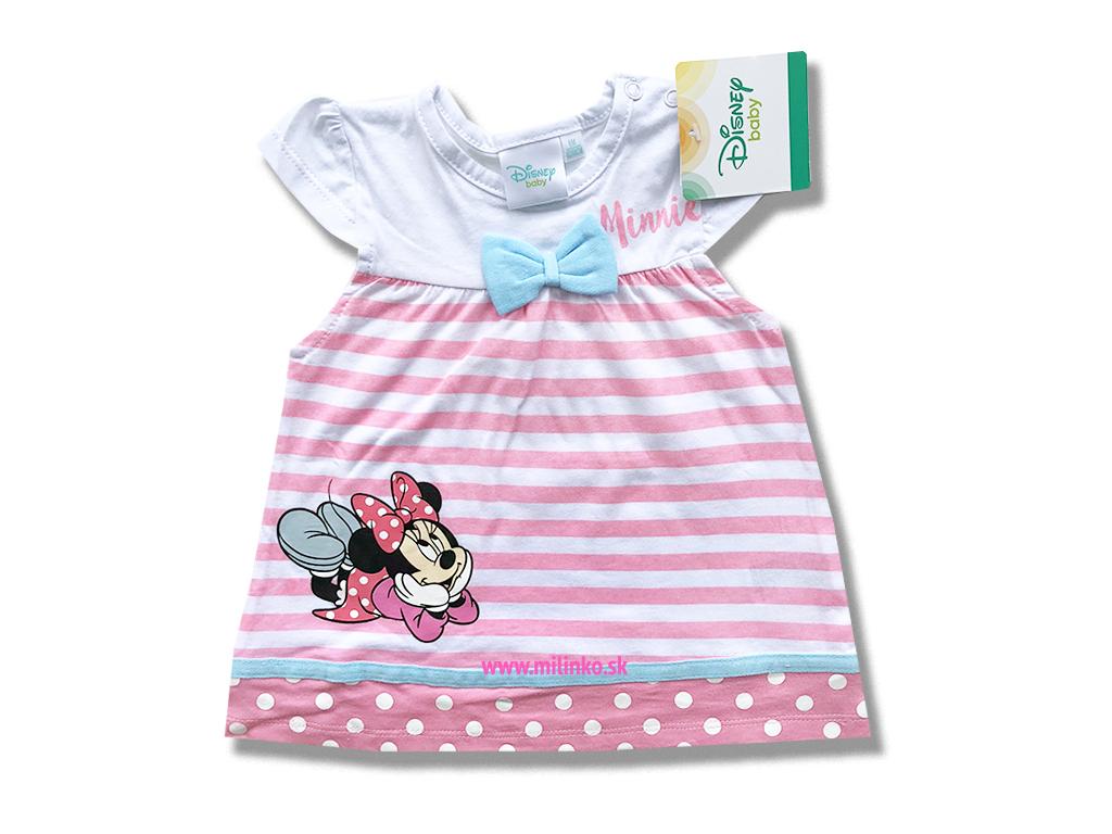 8a6b0f3e490f Dievčenské letné šaty pre bábätká - MINNIE - Eshop-Milinko