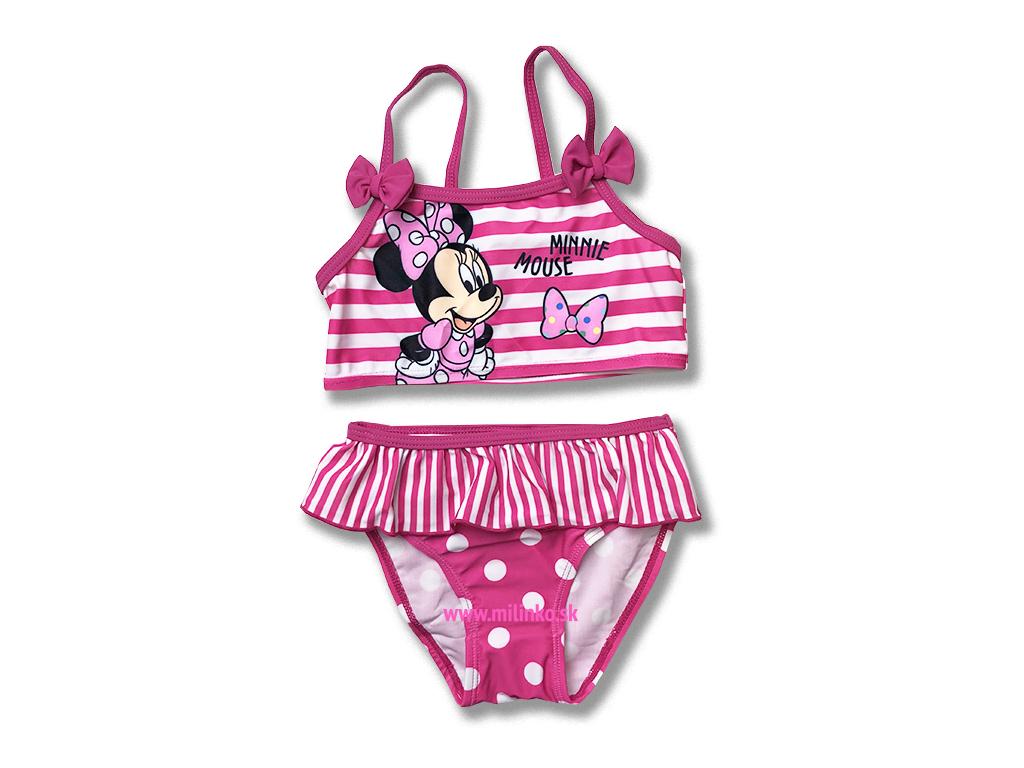 12ced15bd Dvojdielne plavky pre dievčatá- Minnie - Eshop-Milinko