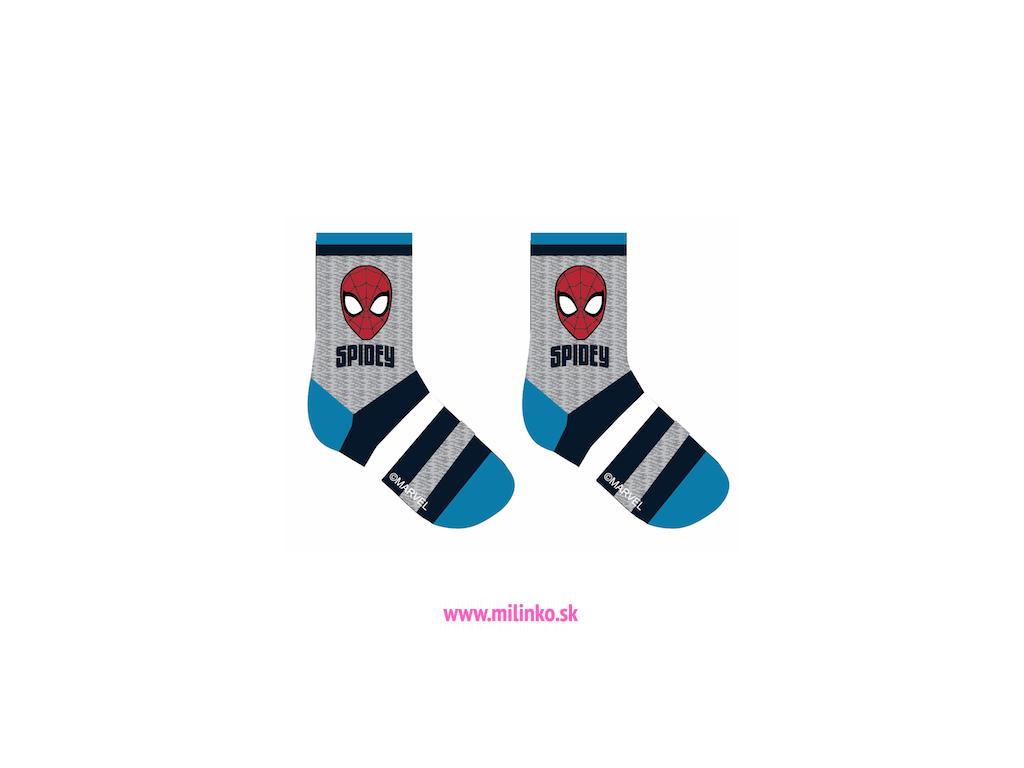 ponožky pre deti spiderman1