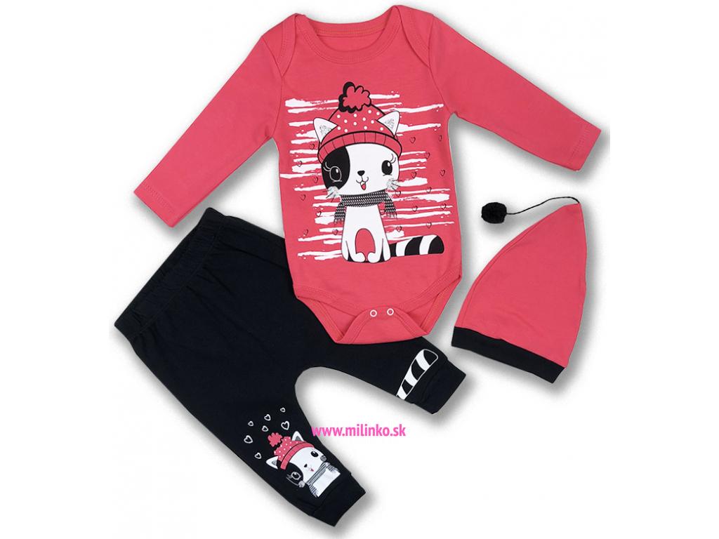 oblečenie pre bábätká set miniwold1
