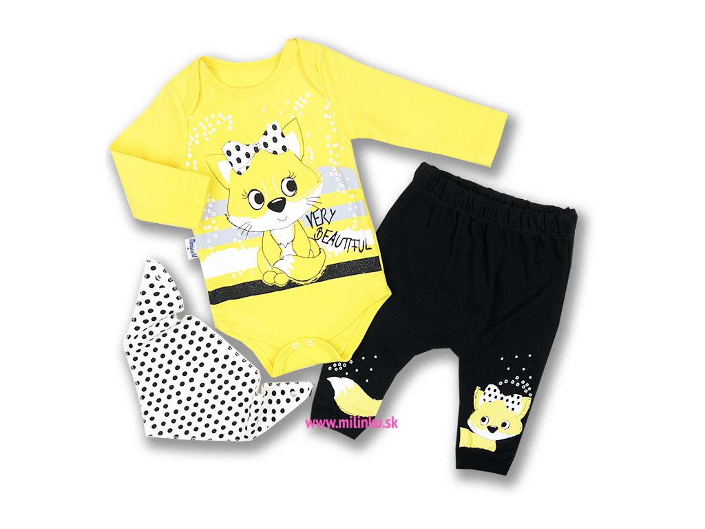 oblečenie pre bábätká set miniwold4