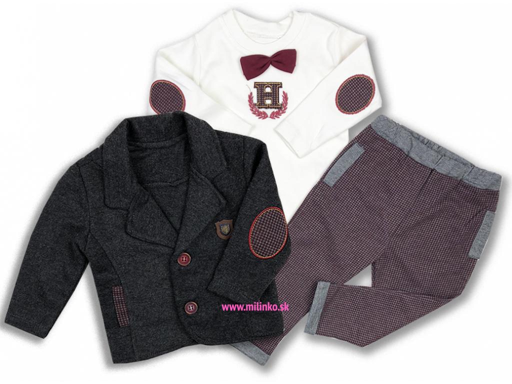 oblečenie pre bábätká hippil