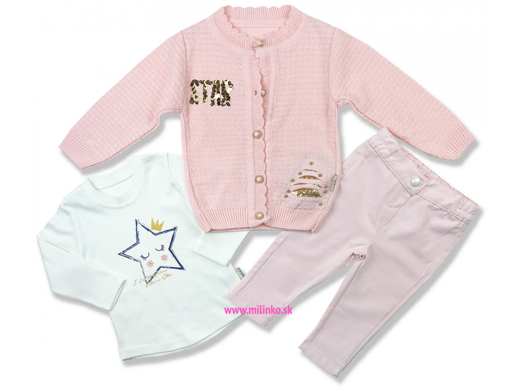kojenecký set stars