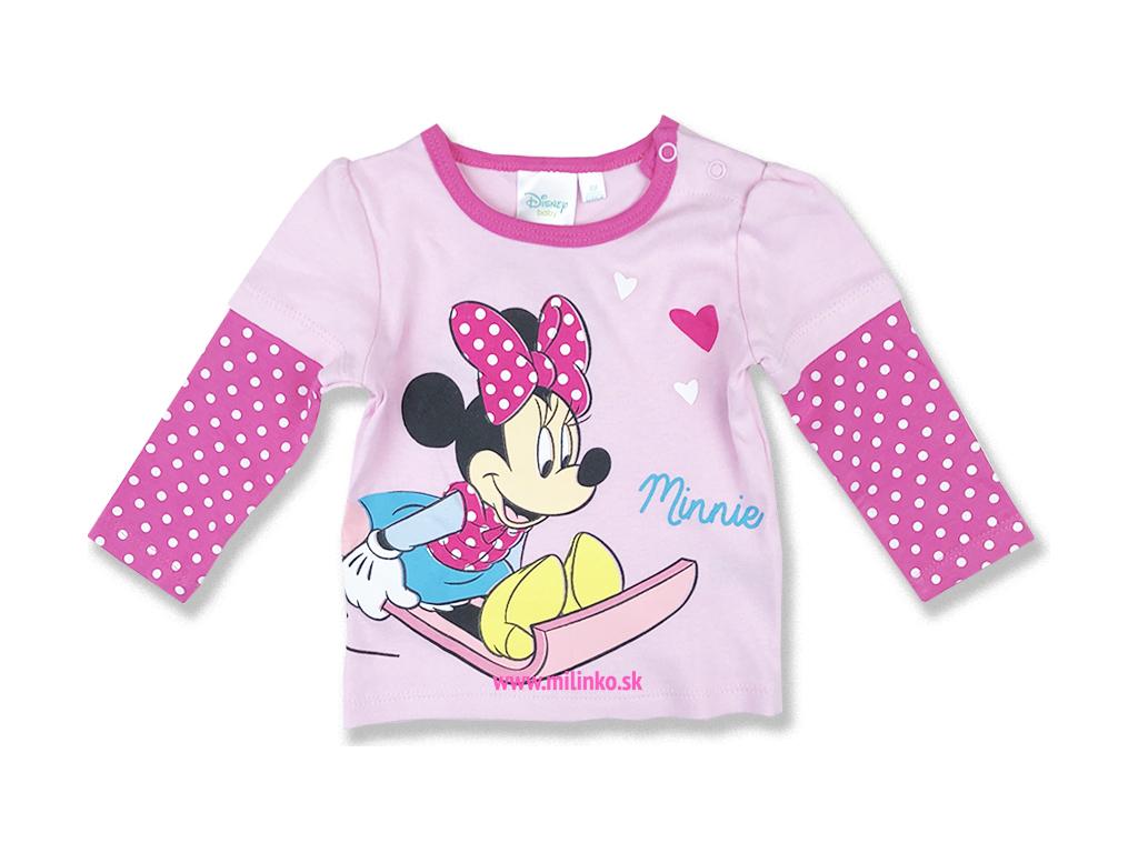 kojenecké oblečenie disney tricko1.