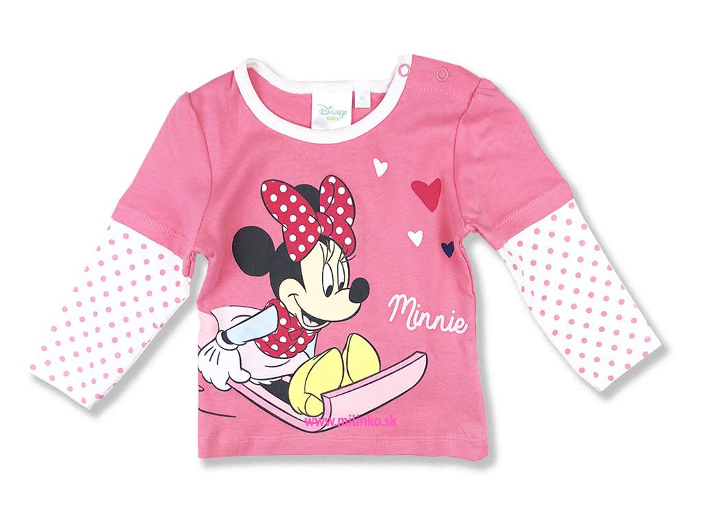 kojenecké oblečenie disney tricko.