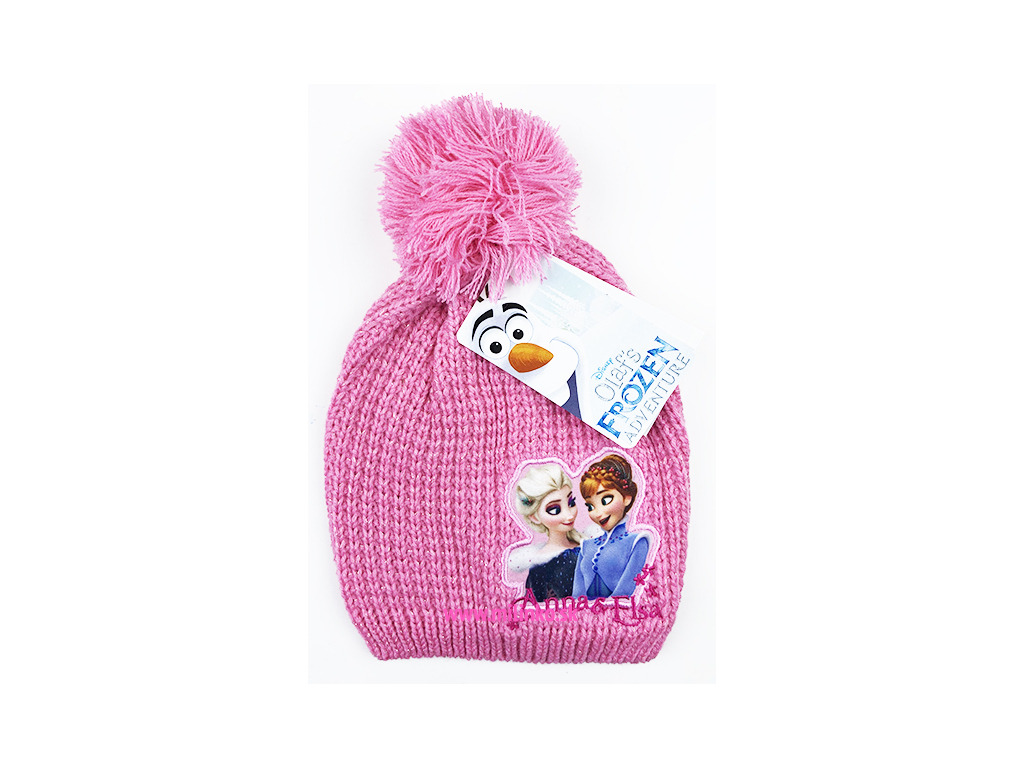 čiapka pre dete frozen 3.