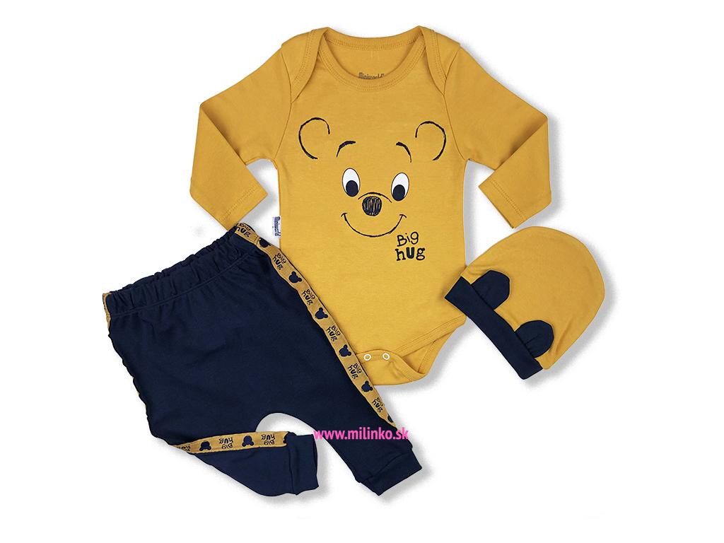 kojenecké oblečenie set hug