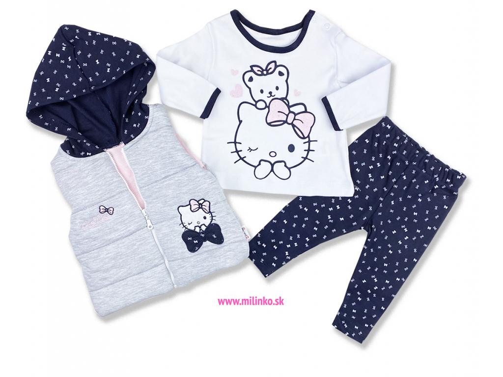 oblečenie pre bábätká hello