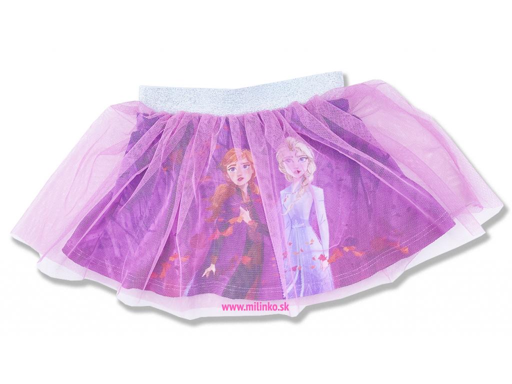 tutu sukňa pre deti ftozen2